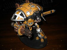 Warhammer 40k: Imperial Knight Titan - Painted b