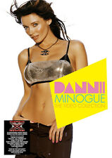 Dannii Minogue PAL DVD music video collection sealed. X factor Kylie