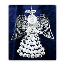 Pinflair White/Silver Lattice Angels Bead Kit PA225WS
