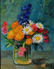 Hanns DIEHL (1877-1946)      Wiesenblumen/Strauß