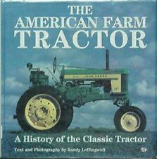 AMERICAN FARM TRACTOR- HISTORY OF CLASSIC TRACTOR (BOOK w/1957 JOHN DEERE 720 CV