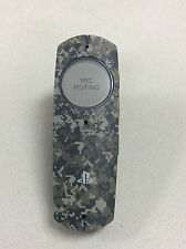 GENUINE Sony PS3 Bluetooth 2.0 Ear-Hook Headset - Urban Camo