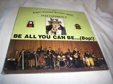 FIRST UNITED STATES ARMY JAZZ EXPERIENCE-BE ALL YOU CAN BE..(BOP!) NEW SEALED LP