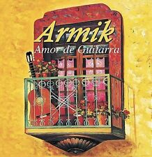 Armik Amor De Guitarra CD