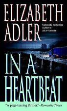 In a Heartbeat by Adler, Elizabeth