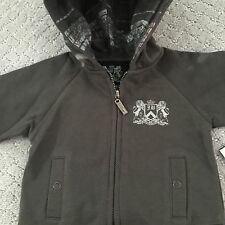 NWT 9month 2 Piece Baby Boy Track Suit Juicy Couture $110