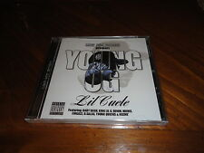 Chicano Rap CD Lil Cuete - Young OG - King Lil G Baby Bash Young Quicks DOWN