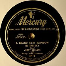 Jerry Sellers A Brand New Rainbow in the Sky 78 NICE You've Got to Pretty Vocals