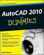 AutoCAD 2010 For Dummies (For Dummies (Computer/Tech))