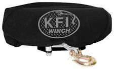 KFI Universal Winch Cover - Fits All Standard Size Winches 1500 lb - 4500 lb