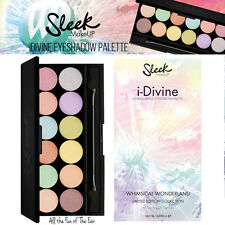 Sleek Make up - I Divine 12 Colours Eyeshadow - All The Fun Of The Fair