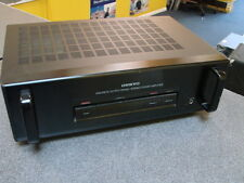 Onkyo M-501 Discrete Output Stage 2-Channel Stereo Power Amplifier 150W Amp MIJ