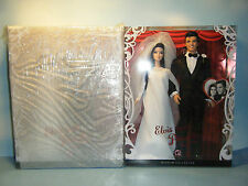 BARBIE ELVIS & PRISCILLA WEDDING GIFT SET *NEW* IN TISSUE