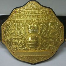 New Big Gold Textured Heavyweight Adult Wrestling Championship Title Belt 6.8lbs