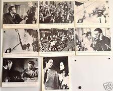 PARIS BRULE -T- IL?, 1966 - CLEMENT, BELMONDO, WELLES, DOUGLAS, jeu A 8 photos