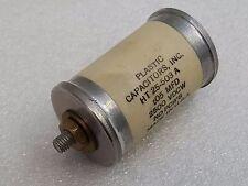 Plastic Capacitors HG 25-503 A, .05 MFD, 2500 VDCW