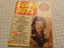 Gary Glitter Covers Song Hits Magazine June 1973 The Intruders Don Gibson