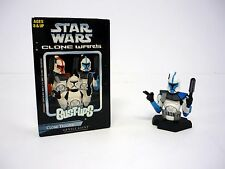 STAR WARS CLONE TROOPER BUST UPS Gentle Giant Mini Blue Stormtrooper 2006