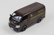 Toyota Hiace Van (UPS HK Delivery 2007) Diecast Model Van JC125