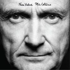 PHIL COLLINS - FACE VALUE - REMASTERED 180 GRAM  LP - 2015 - NEW SEALED