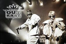 OUTKAST PERFORMING POSTER (61x91cm)  NEW LICENSED ART