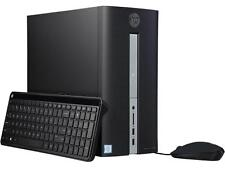 NEW HP PAVILION 510-P136 DESKTOP PC INTEL i7-6700T 2.8GHz 8GB 1TB DVD RW WIN 10