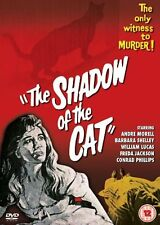 THE SHADOW OF THE CAT 1961   DVD   NEW/SEALED
