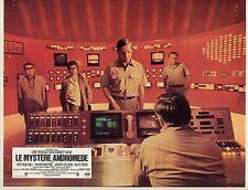 ARTHUR HILL THE ANDROMEDA STRAIN 1971 VINTAGE LOBBY CARD N°11  MICHAEL CRICHTON