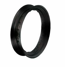 "Spoked wheel Rim 3x16"" black, 40 Hole, For Harley - Davidson"