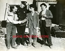 """Stan Laurel And Oliver Hardy Big Business Silent Comedy 7x9"""" Photo #K9527"""