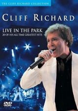 CLIFF RICHARD LIVE IN THE PARK 20 OF HIS GREATEST HITS UK REGION FREE DVD L NEW