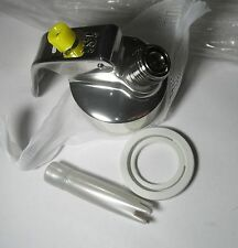 ISI PROFI STAINLESS STEEL REPLACEMENT HEAD/LID W/NOZZLE WHIPPED CREAM DISPENSER