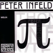 Peter Infeld Violin String Set 4/4  Gold  E-Silver D