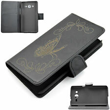 Flip Leather Phone Case Cover Accessories For Samsung Galaxy Core 2 II SM-G355H