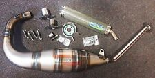 Aprilia Tuono 125 2004 Arrow Exhaust System - Kevlar End Can