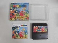 ROD LAND Fairy Story -- Boxed. Famicom, NES. Japan game. Work fully. 13100