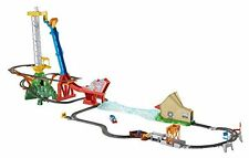 Fisher Price Thomas the Train TRACKMASTER, Sky High Bridge Jump Kids TRAIN SET