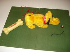 EARLY 1960's BATTERY OPERATED PLUTO THE DOG, MADE IN JAPAN, DECENT EYE APPEAL