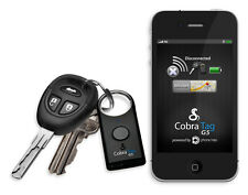KEY FINDER COBRA TAG BLUETOOTH bt225 ALLARME perso TEL TABLET LAPTOP Wallet Pet