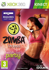 Zumba Fitness ~ XBox 360 (in Great Condition)