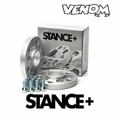 Stance+ 20mm Hubcentric Wheel PCD Adapters 5x100 (57.1) M14 to 5x120 (72.5) M14