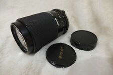 Optics great Olympus OM Miranda 70-210mm f4.5-5.6 Telephoto Macro Zoom Lens r3