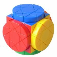US Dayan 3x3x3 Wheels of Wisdom Stickerless Puzzle Magic Twisty  Cube Kids Toy