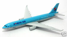 Korean Airlines NEW Diecast Metal Airplane Model A330 Collectible NIB ~ryokan