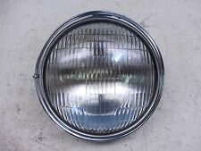 1972 Honda CB450 Twin CB 450 H1131-1' headlight light lamp w/ trim ring