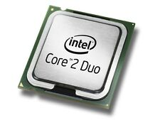 Intel Core 2 duo E8400 SLB9J CPU socle 775
