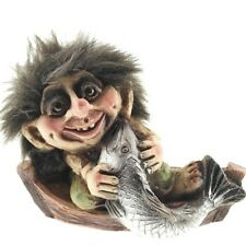 Ny Form Troll figurine - 840028 - Troll Fishing from Boat
