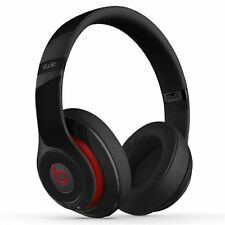 New Beats By Dre Studio 2.0 Over-Ear Wired Noise Cancelling Headphones Black