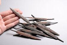 Ancient Near Eastern Bronze Age Long Arrow Head Weapon - 1200 BC