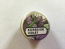 NEW LUSH KERBSIDE VIOLET Solid Perfume 0.4 Oz VEGAN